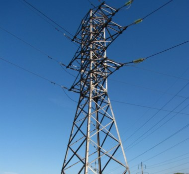 Steel OHL towers 35 kV
