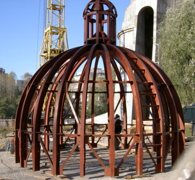 Steel Structures for Church Construction Projects