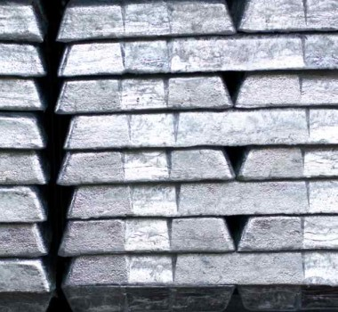 Preparation of zinc ingots