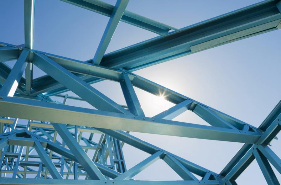 Construction Steel Structures