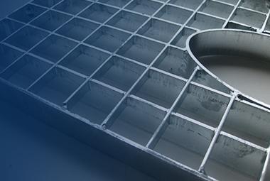 Standard Metal Grating