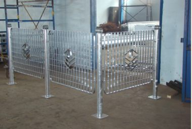Fencing Solutions From Grating